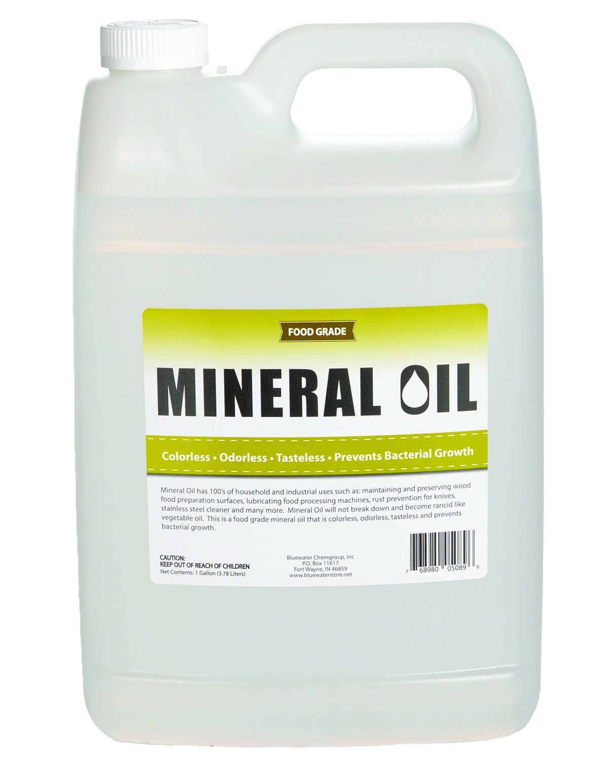 Watch Mineral Oil Reviews video