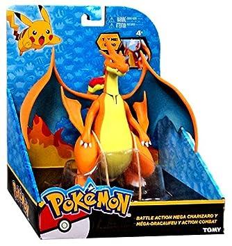 pokemon mega charizard action figure multi colour assortment