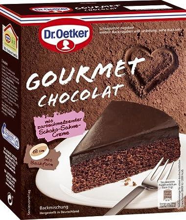 Amazon Com Dr Oetker Gourmet Chocolate 0 63 Lbs Grocery