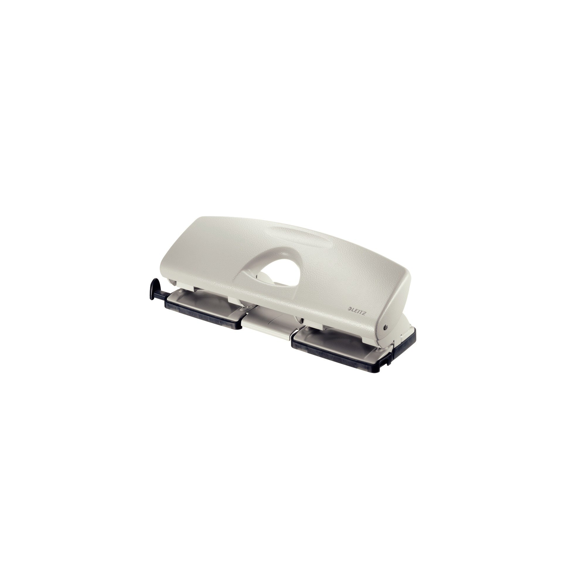 Leitz 4 Hole Punch - Grey by Leitz