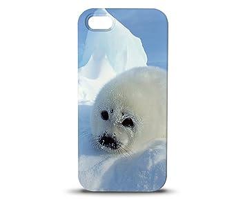 Seal Pup iPhone 5 Case Funda Carcasa para Celulares ...