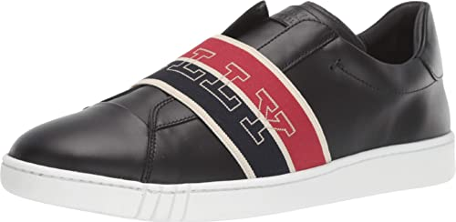 Subir Celebridad Eslovenia  Bally Men's Wictor Sneaker Black Size: 8 D UK: Amazon.co.uk: Shoes & Bags