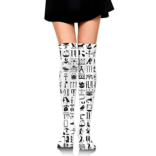 c898177b535 Kyliel Over the Knee Thigh High Socks