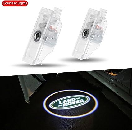 RCJ Luz LED para puerta de coche con logotipo del proyector láser ...