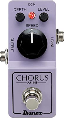 Ibanez Mini Chorus Pedal