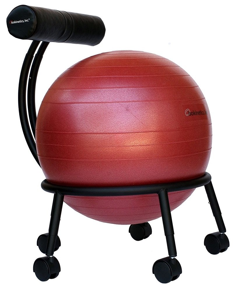 Balance Ball Chair Frame Only: Best Rated In Exercise Ball Chairs & Helpful Customer