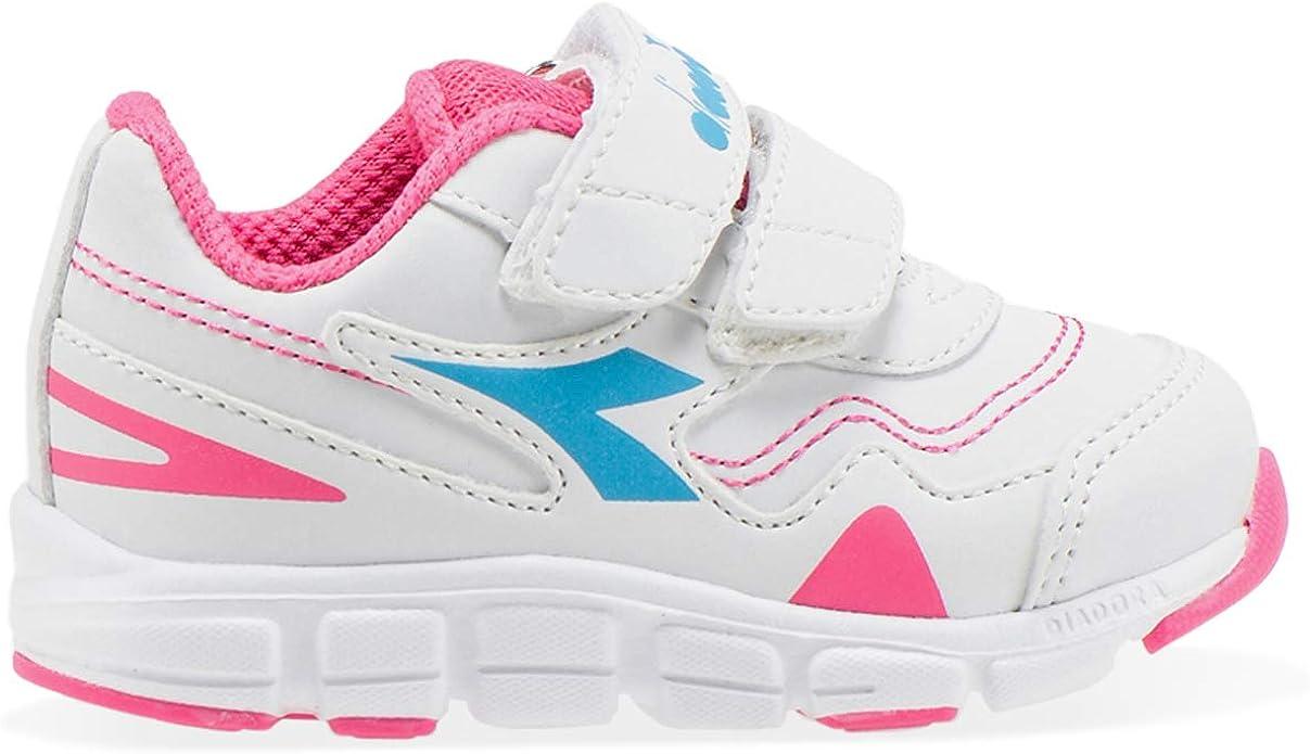Diadora Flamingo 2 SL I, Zapatillas de Running para niña: Amazon.es: Zapatos y complementos
