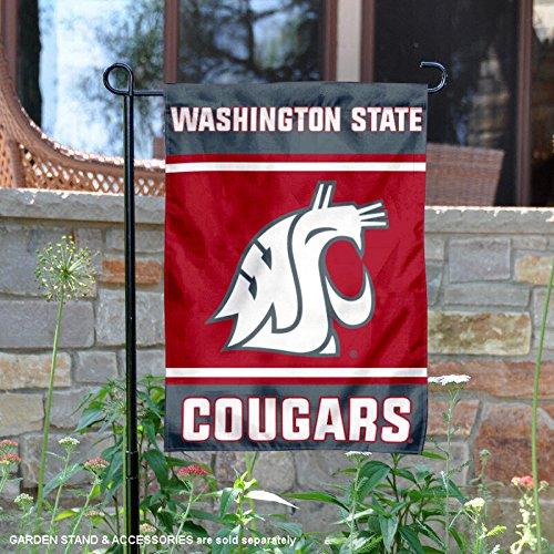 Washington State Cougars Garden - Garden Cougars