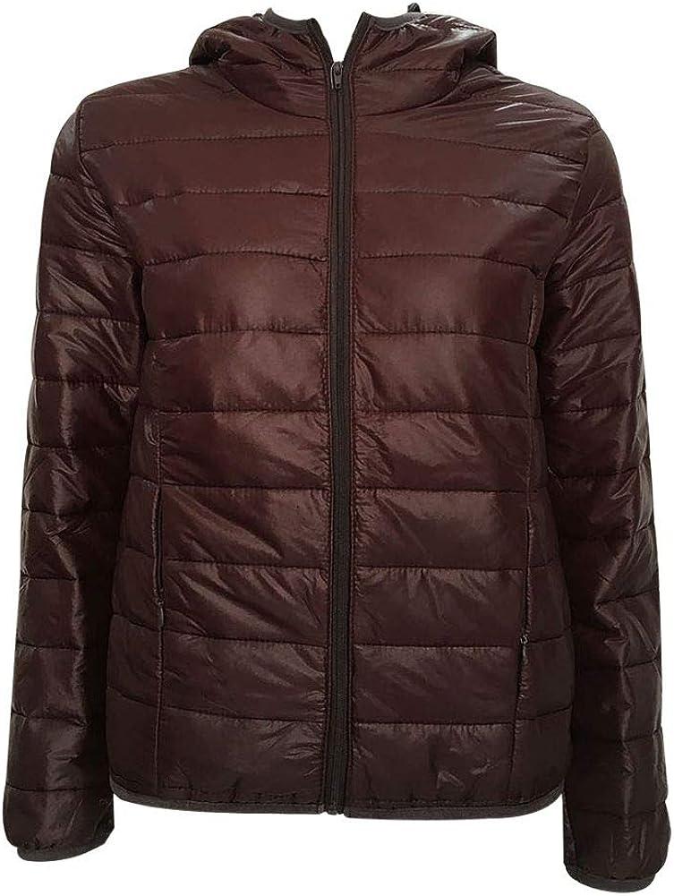esqu/í Outwear Coat Deporte de Invierno KOERIM Chaqueta Ultraligera para Mujer Calor Impermeable Impermeable