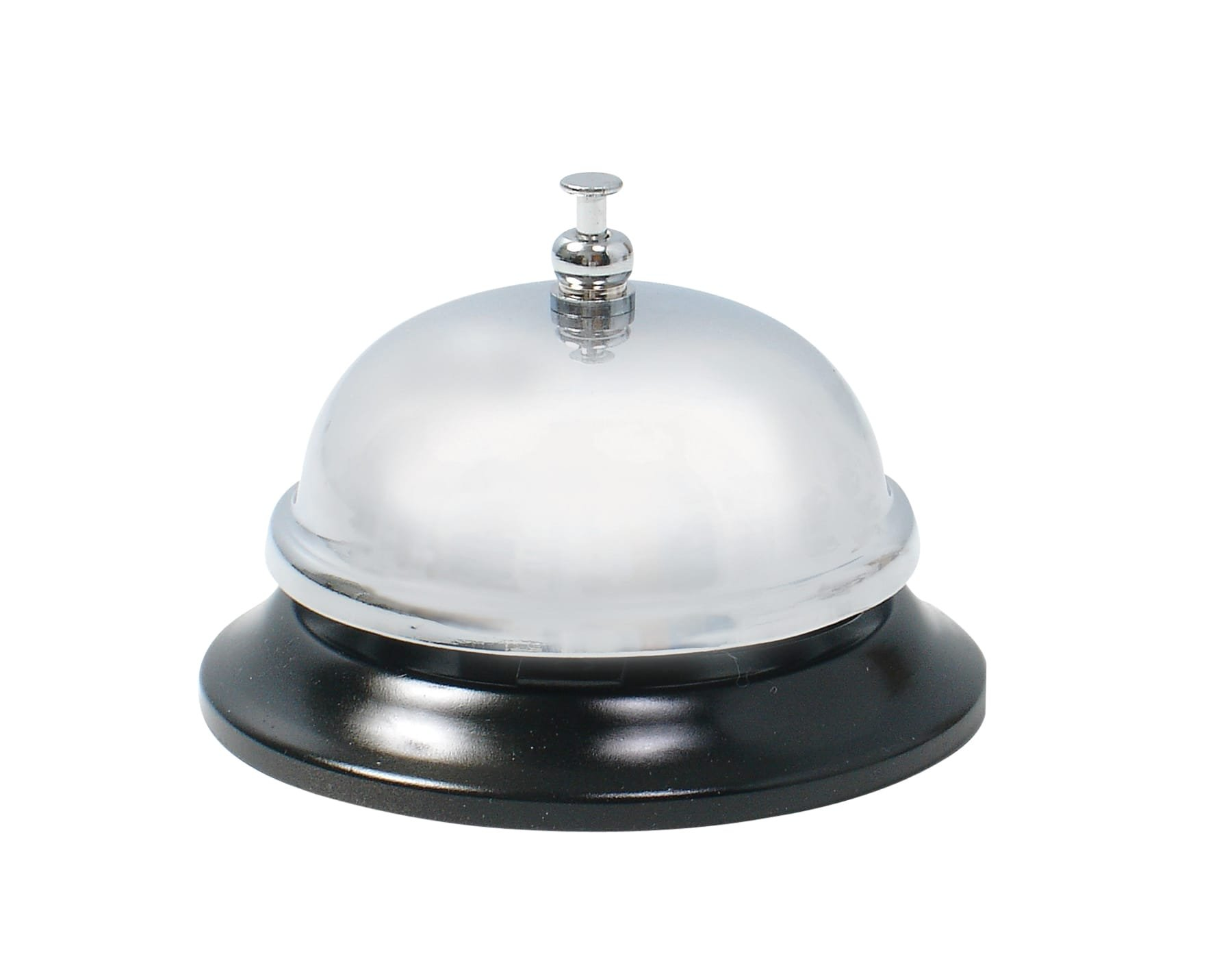 Baumgartens Desktop Call Bell 1 Each Chrome (Pack of 48) (43060)