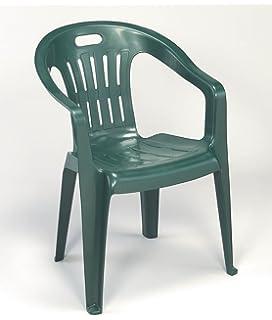 Savino Filippo 4 Pz Poltrona sedia Taormina in dura resina di ...