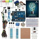 SunFounder New Uno R3 Project Starter Kit For Arduino UNO R3 Mega2560 Mega328 Nano