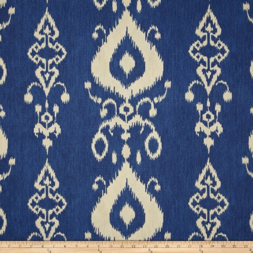 Swavelle/Mill Creek Tullahoma Ikat Bay Fabric By The Yard
