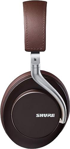 Shure AONIC 50 Wireless Noise Cancelling Headphones, Premium Studio-Quality Sound