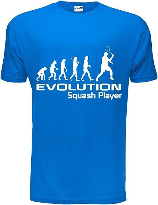 Snooker EVO EVOLUTION T-shirt Homme Drôle 12 couleurs