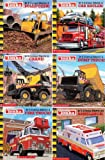 img - for Tonka  If I Could Drive Set of 6 Books: If I Could Drive an Ambulance! / If I Could Drive a Bulldozer! / If I Could Drive a Car Hauler! / If I Could Drive a Crane! / If I Could Drive a Dump Truck! / If I Could Drive a Firetruck! (If I Could Drive) book / textbook / text book