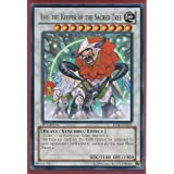 Yu-Gi-Oh! - Leo, the Keeper of the Sacred Tree (LVAL-EN058) - Legacy of the Valiant - 1st Edition - Rare