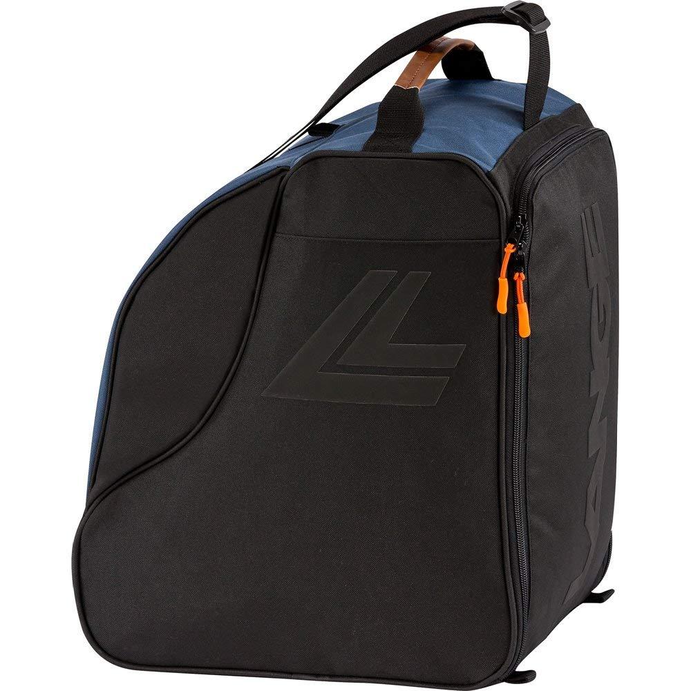 Lange Speedzone Boot Bag Stiefeltasche, Unisex Erwachsene, Schwarz/Blau, Einheitsgröße