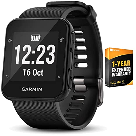 Amazon.com: Garmin Forerunner 35 GPS Running & Activity ...
