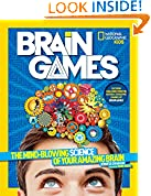 #7: National Geographic Kids Brain Games: The Mind-Blowing Science of Your Amazing Brain