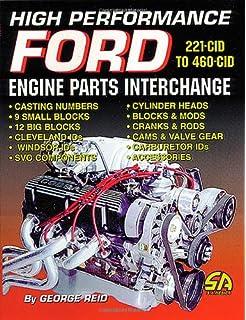 High-Performance Ford Engine Parts Interchange: George Reid