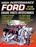 High Performance Ford Engine Parts Interchange, George Read, 188408933X