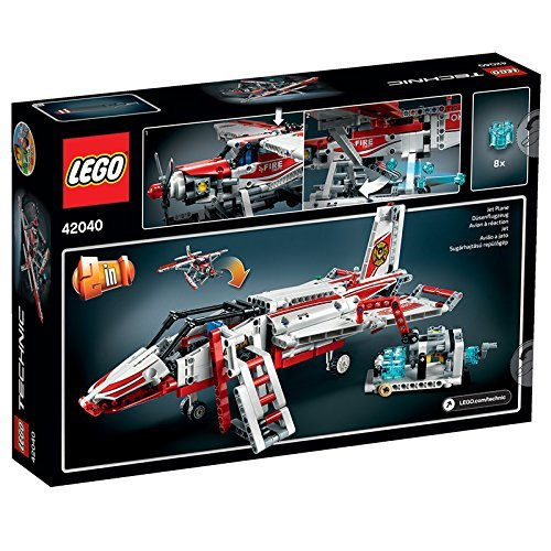 Buy Lego Technic Fire Plane Online at Low Prices in India - Amazon.in