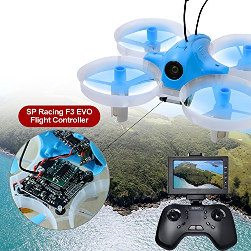 DLFPV-Mini-UFO-Quadcopter-Drone-with-F3-Flight-Controller-58G-Transmitter-6-Axis-Gyro-Racing-Drone-Designed-for-Racer-Edition-Indoor-Drone-Quadcopter