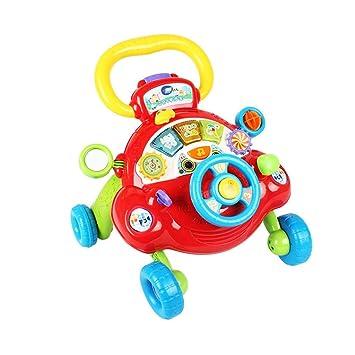 Baby walker Carrito para bebé multifunción con Ruedas y ...