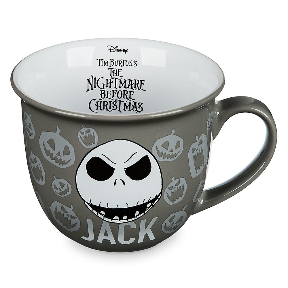 Disney Jack Skellington Character Mug 465032017707