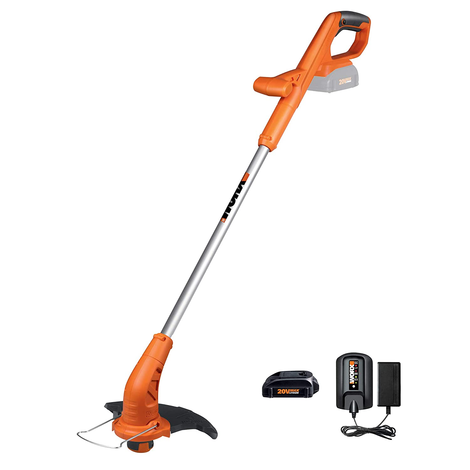 WORX WG154 Edger Cordless Weed Eater Trimmer