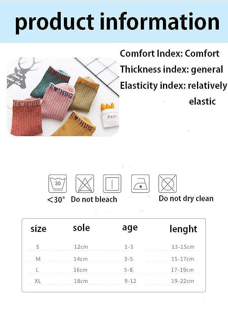 Supersks Cotton childrens socks cartoon boneless baby socks students in the tube socks spring and autumn winter socks