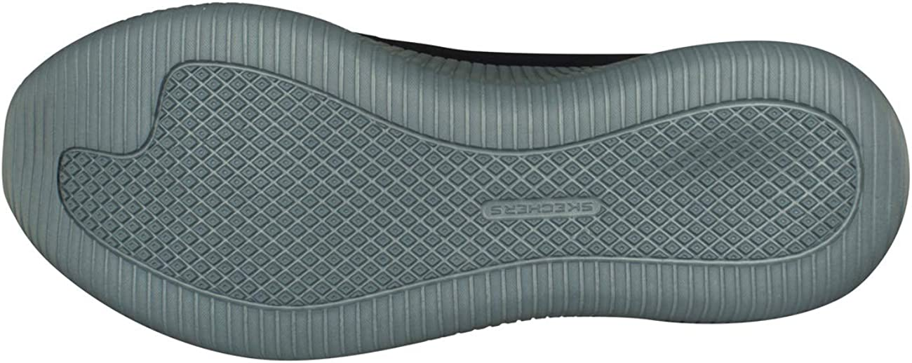 Skechers Depth Charge Mens Slip On Sports Shoes Trainers