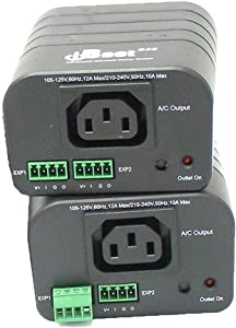 iBoot-G2S Web Power Control with Built-in 2 Port Network 10/100 Switch, Cloud Controlled Remote Reboot