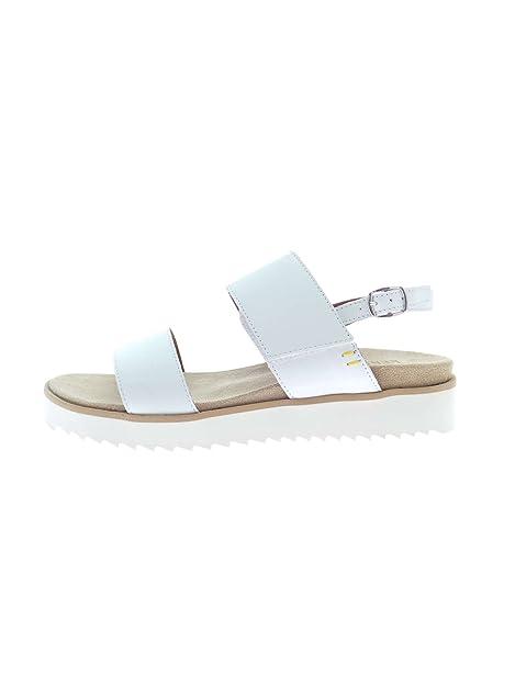 Sandalo Lilly Benvado Borse BiancoAmazon itScarpe E Vitello qMpSUVz