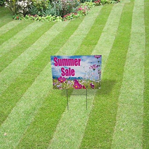 Summer Sale 1 Outdoor Lawn Decoration Corrugated Plastic