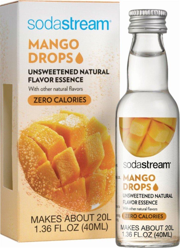 SodaStream Fruit Drops, Mango 1.36 Fl Oz