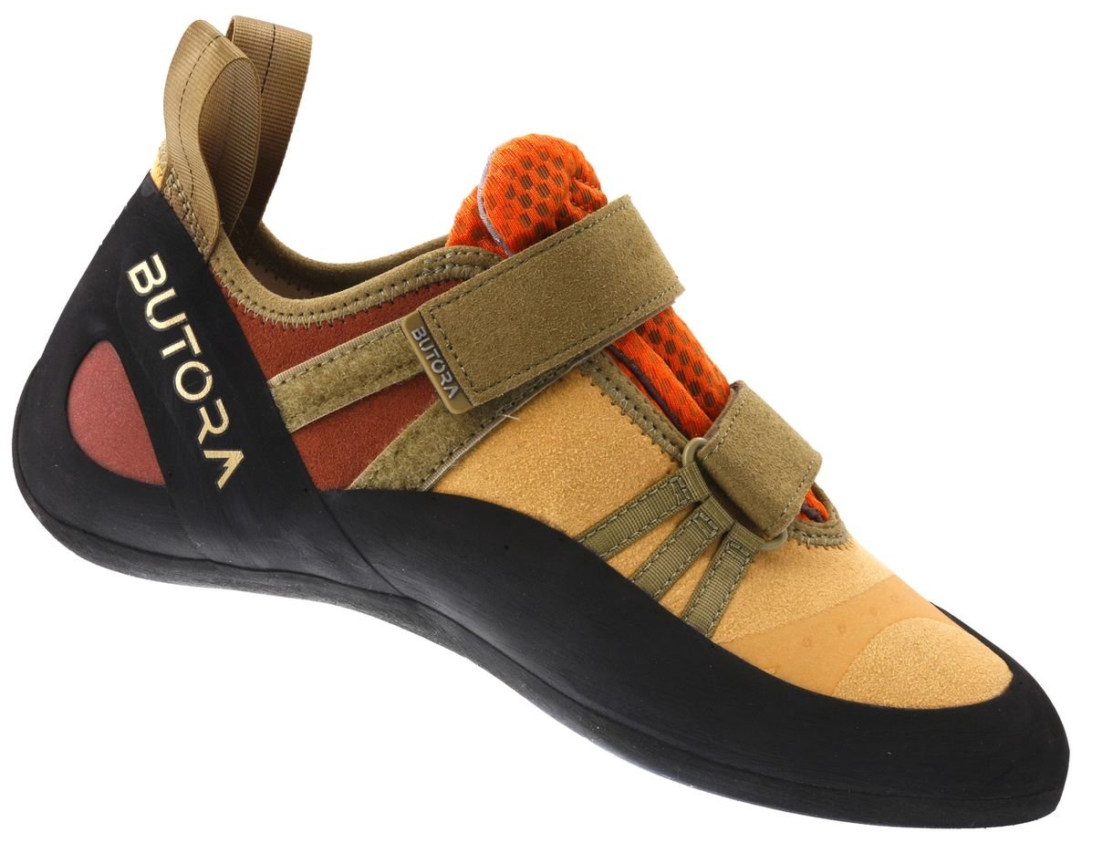 Butora Endeavor Narrow Fit Climbing Shoe - Men's Seirra Gold 12 by Butora