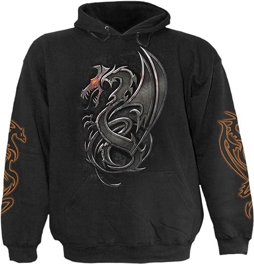 Black Shirt Black Shoes Black Soul Goth Unisex Hoodie