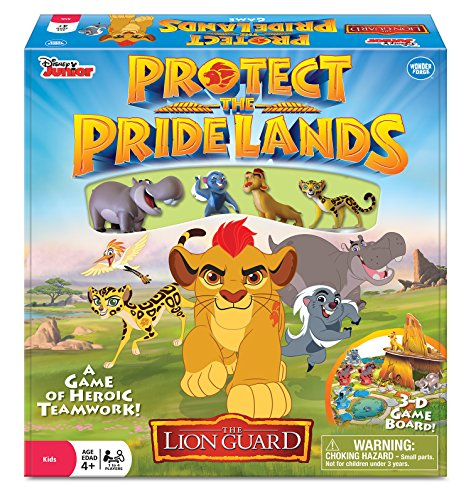 Disney The Lion Guard Protect the Pride Lands Game