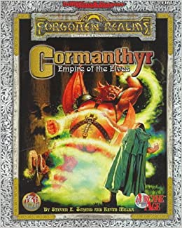 Cormanthyr: Empire of the Elves (AD&D Fantasy Roleplaying