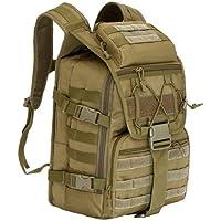 z & N Military kamuflaj sırt çantası 40l kapasite yüksek kaliteli su geçirmez naylon dış mekan seyahat kamp Dağcılık…