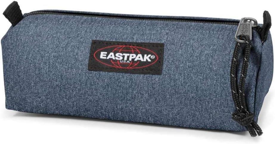 Eastpak EK372363 - Estuche, color gris, 21cm x 6cm x 9cm (AxLxA) (azul): Amazon.es: Juguetes y juegos