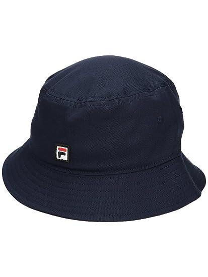 96ed947b Fila Men Cap Bucket Hat Flexfit 681480 UNI Dark Blue
