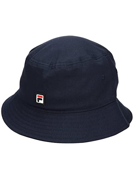 FILA UOMO CAPPELLO ZUCCOTTO BUCKET HAT FLEXFIT 681480 unica blue scuro 454857b4bd3a