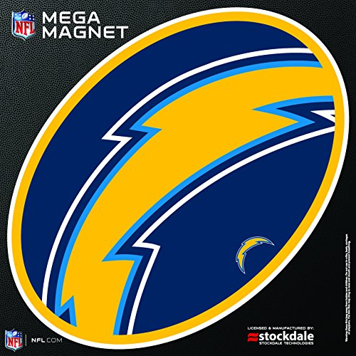 San Diego Chargers Car: Los Angeles Chargers Car Magnet, Chargers Car Magnet