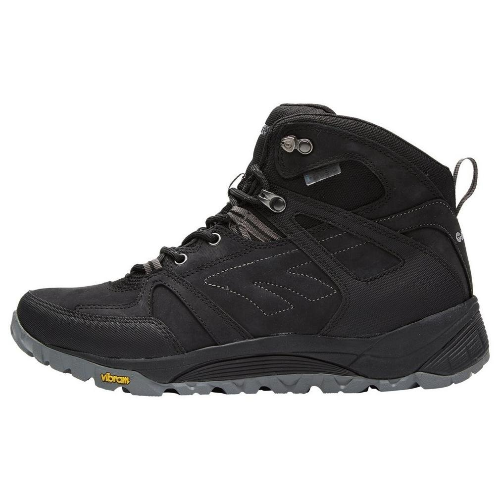 HI TEC V-Lite SpHike Nijmegen Mid Men's Walking Stiefel, schwarz, UK7.5