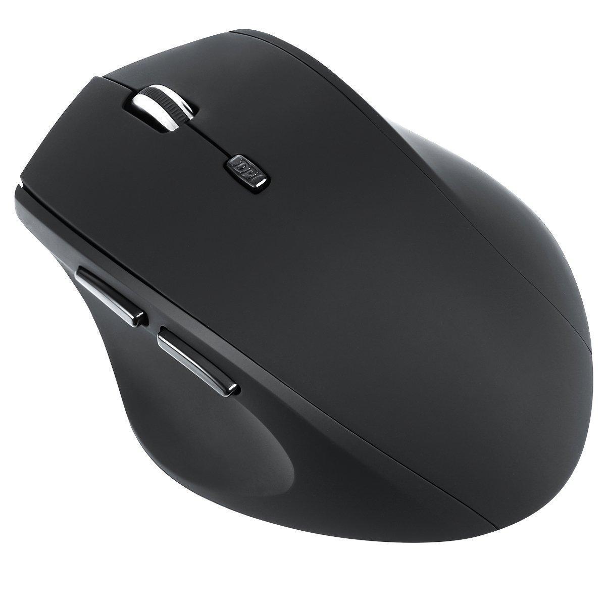 Mouse Gamer : Criacr USB Con cable Ergonomico Optico Ajustab