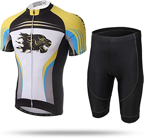 Unkoo Ciclismo Jersey Hombre Ropa Ciclismo Maillot Mtb ...
