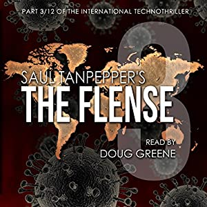 The Flense: China, Book 3 Audiobook